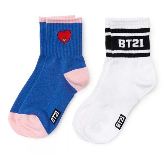 BTS – BT21 Cotton Socks