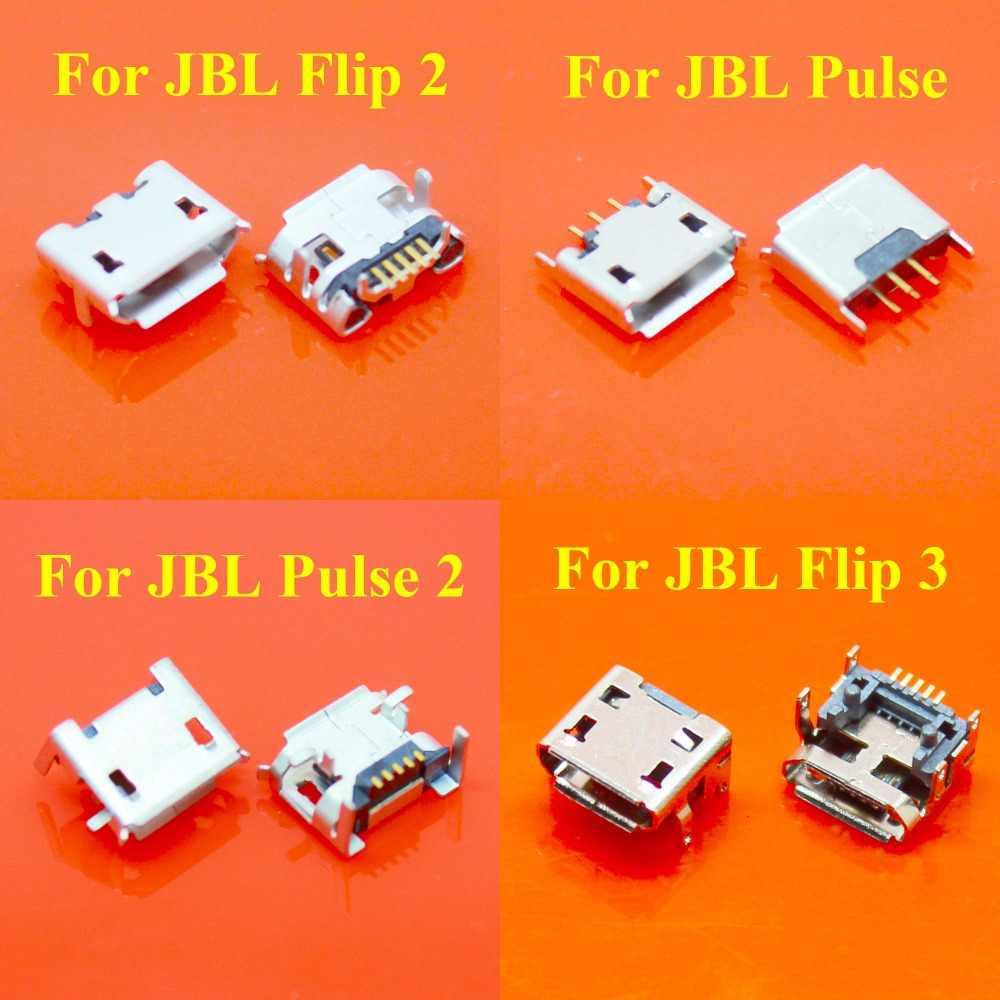 ChengHaoRan 1 шт. для JBL FLIP 3 2 Pulse 2 Bluetooth динамик Micro USB Jack Док-станция зарядки порты и разъёмы зарядное устройство разъем Ремонт Запчасти