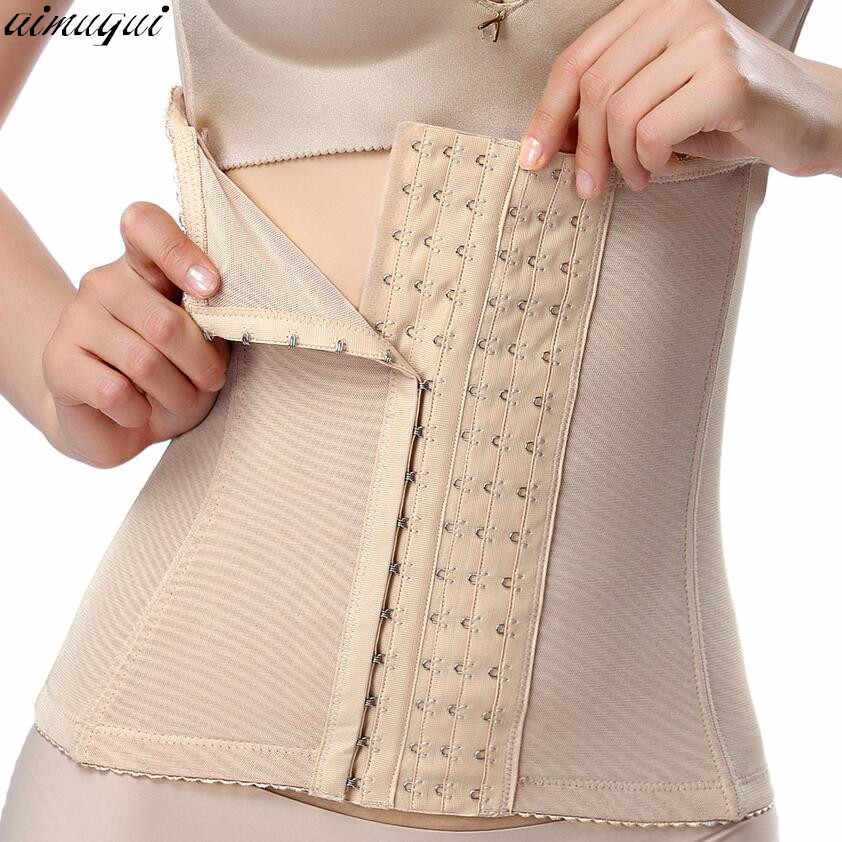 0e7e7a347d0 body shaper corset modeling strap waist trainer steel bone Corrective  Underwear women Postpartum tummy belt Slimming