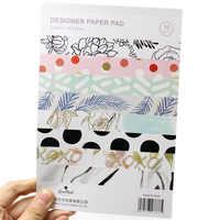 KSCRAFT 16 pcs Folha Padrão Lindo Vellum Papel para Scrapbooking Feliz Planejador/Cartão Que Faz/Journaling Do Projeto