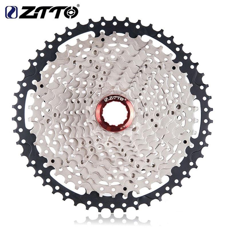ZTTO Mountian Bike Cassettes 11 Speed MTB Bicycle Cassette Freewheel Sprockets Bike 11-50T for Sunrace Shimano m7000 m8000 m9000 bohemia ivele crystal подвесная люстра bohemia ivele 1402 6 240 g