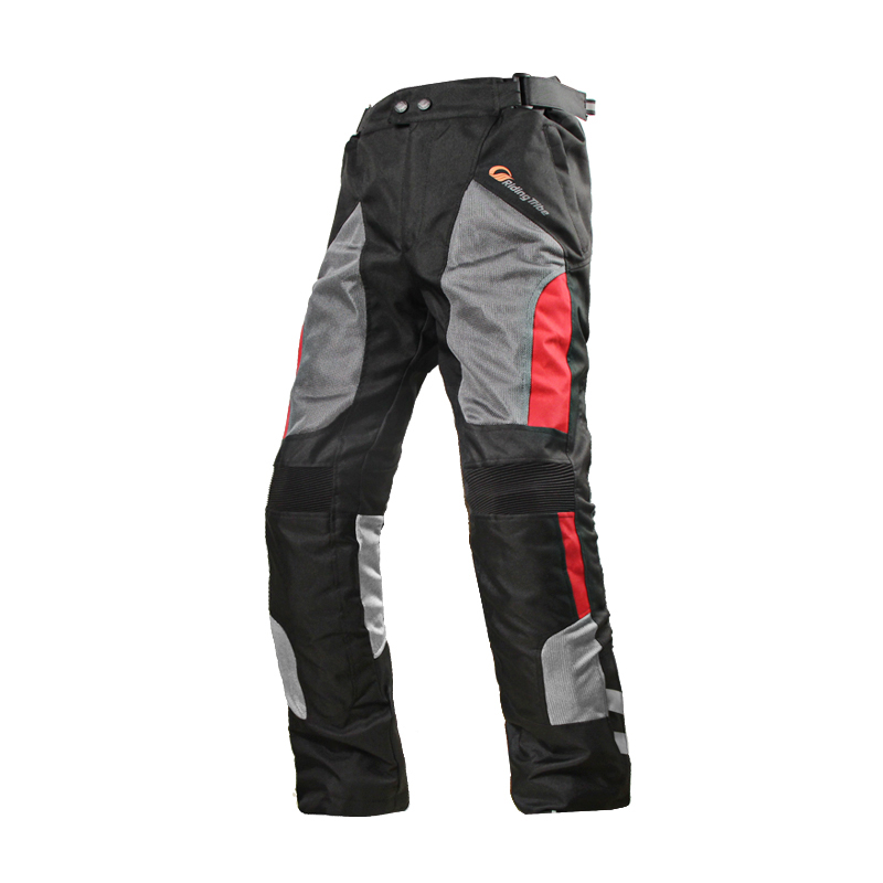Professional Motorcycle Pants Pantalon Motocross 2019 Breathable Wearable Riding Pants Waterproof Trousers with Hip Knee Pads