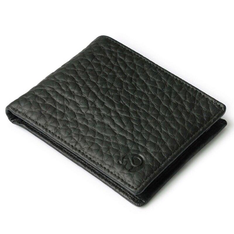 Slim Bifold RFID Bloking Wallet For Men Genuine Leather tatonka euro wallet rfid black 2955 040