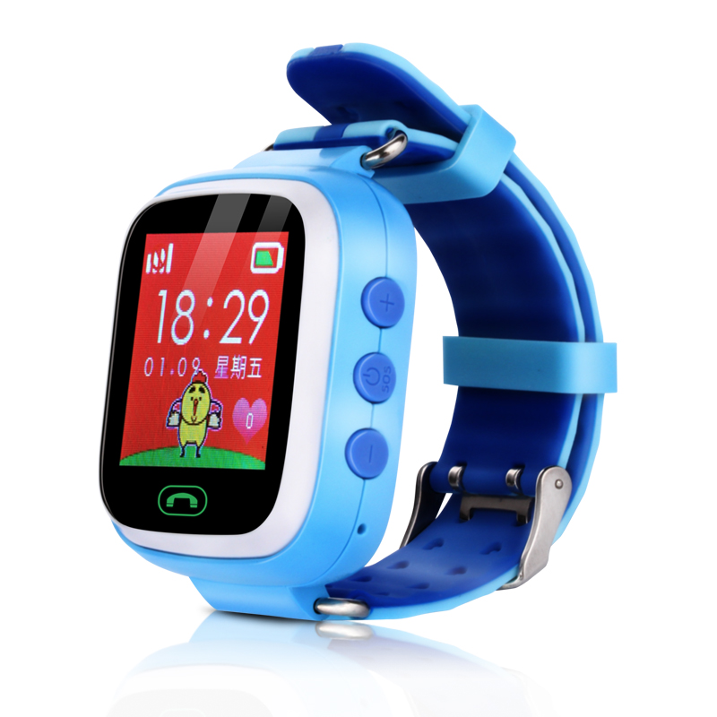 ФОТО 2016 new Kid GPS Smart Watch Wristwatch SOS Call Location Device Tracker for Kid Safe Anti Lost Monitor Baby Gift A6 PK Q50 Q60