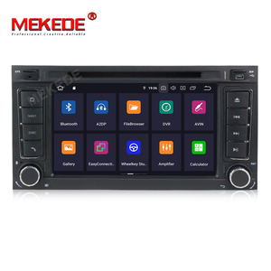 Image 2 - IPS DSP 2DIN Android 9.0 Support 4G car DVD GPS player for Volkswagen Touareg Multivan T5 2004 2011 car dvd player gps navi