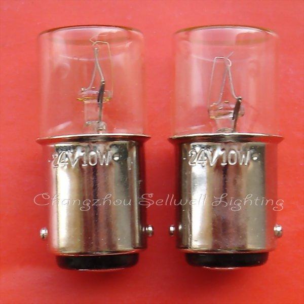 Nová! Miniaturní žárovka 24V 10w Ba15d A655