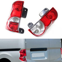 MZORANGE Rear Tail Lights for Nissan NV200 2008-2015 Inside/Outside Lamp Rear brake light Rear warning lamp Cover Car Style стоимость