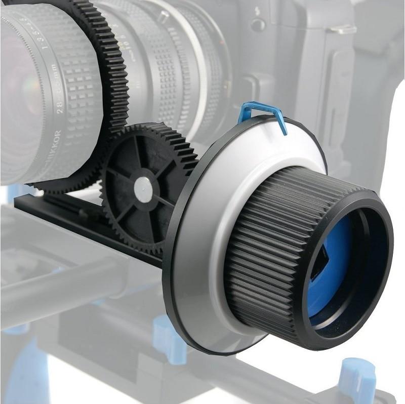 Mcoplus mise au point précise suivre Focus F1 avec courroie dentée pour Canon Nikon Sony objectif DSLR appareil photo et caméscope