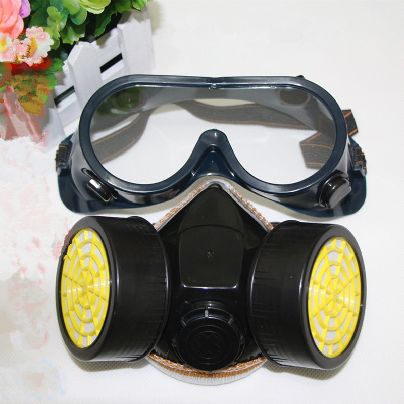 JAISATI Anti - virus masks Dust masks Antimicrobial paint special protective  Windproof and anti - sanding half masks купить