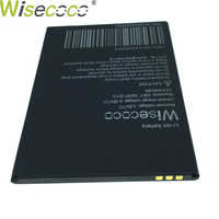 Wisecoco Treasure Collection M501 2400mAh Battery For Ark Benefit M501 Phone Battery Replacement + Tracking Number