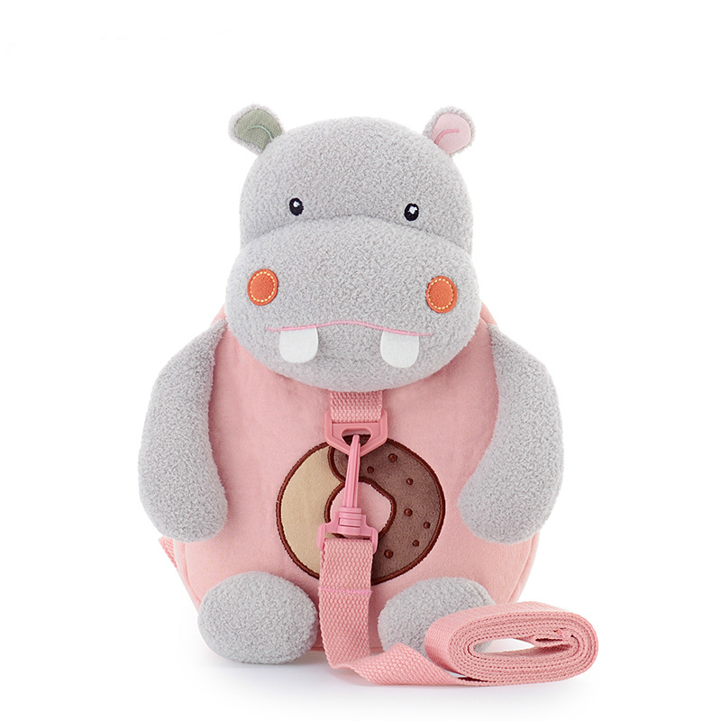 Safe Child Anti-lost Backpack Cute Cartoon Baby Backpack Kids Toy Children Toddler Anti Lost Leash Bolso Infantil Walking Strap