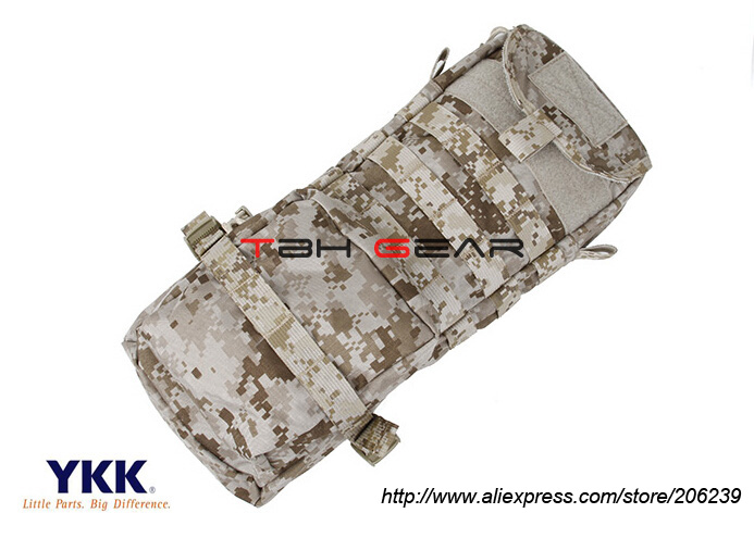 ФОТО TMC Clips Hydro Carrier AOR1 Larger MOLLE System Hydration Carrier Pouch+Free shipping(SKU12050798)