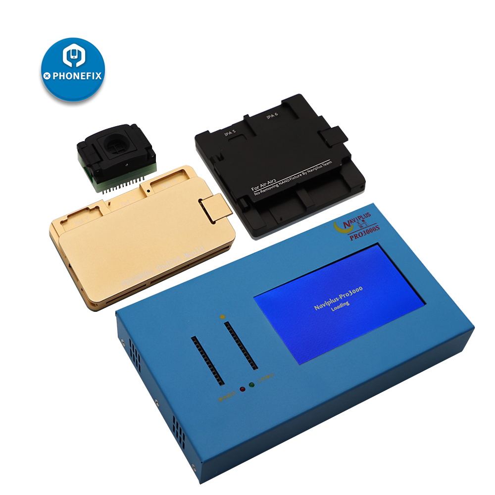 PHONEFIX Naviplus Pro3000s NAND プログラマ HDD リードツール削除なし Nand ipad の 2/3/4 5 6 空気 2 HDD 修復ツール  グループ上の ツール からの 電動工具セット の中 1