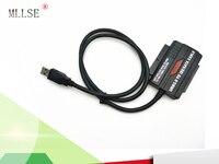새로운 USB 3.0 2.5 3.5 5.25 IDE SATA 하드 드라이브 HDD 리더 컨버터 도킹