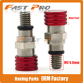 M5 0.8MM Fork Air Bleeder Relief Valve Motorcycle Motocross For Dirt Bike CR125 150 250 500 CRF230 250 450 250R 250X 450R 450X