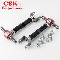 2pcs Rear Camber Kit for 01 05 Honda Civic EM EP3/02 06 Acura RSX DC5+Fitting BK