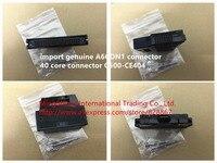 Orijinal yeni 100% ithalat orijinal A6CON1 konektörü 40 çekirdek konektörü C500-CE404