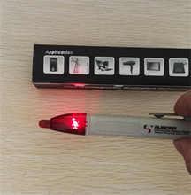Elektromagnetische Straling Detector Pen, Emf Tester Dosimeter, Computer Televisie Computer Gsm Apparatuur, Non-contact Pen