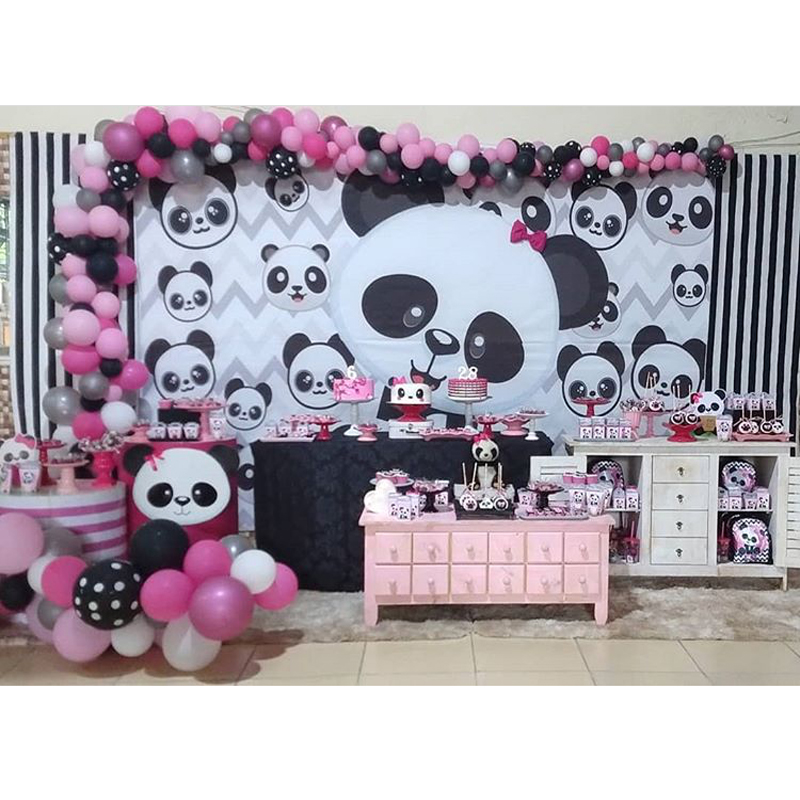 Omilut-Panda-Birthday-Party-DIY-Decoration-Panda-Disposable-Tablecloth-Plates-Cups-Paper-Baby-Shower-Supplies-Panda (1)