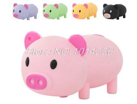 2G 4G 8G 16G 32GB usb flash drive cute pink pig USB Flash Drive Pen Drive Memory Stick Drives/Thumb/Car/Gift creative S116#21