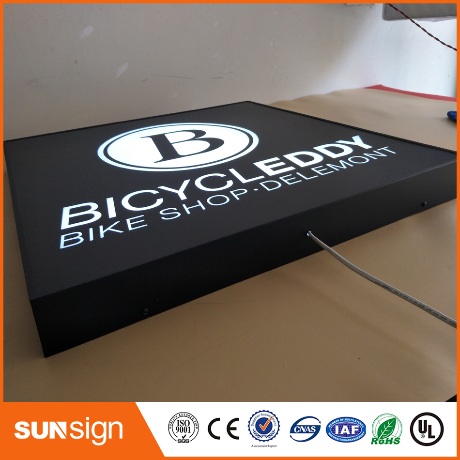 Frontlight-Box channel led letter sign