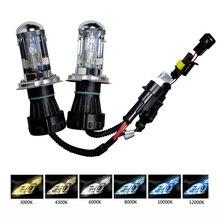 2pcs xenon h1 Bulb Lights Xenon H4 Hi Lo H1 H3 H8 H9 H11 9005 HB3 9006 HB4 HID H7 35W 55W 6000K 8000K Lamp