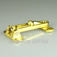 Бесплатная доставка  215 г безопасная дверь из нержавеющей стали для межкомнатных дверей  долгий срок службы  атласная защитная дверь золото...