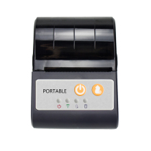 RADALL 58mm Bluetooth Thermal Printer Mini Portable ticket bill receipt printer Windows Android IOS RD-P58C mini bluetooth printer thermal receipt printer 58mm pocket printer pos thermal receipt printer for ios android windows au plug