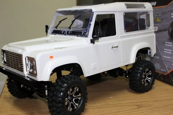 1/10 RC Car Body Shell D90 Defender RC Crawler Bodies