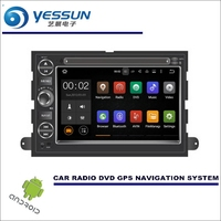 YESSUN Wince / Android Car Media Navigation For Ford Fusion / For Focus 2006~2012 CD DVD GPS Player Navi Radio Stereo HD Screen
