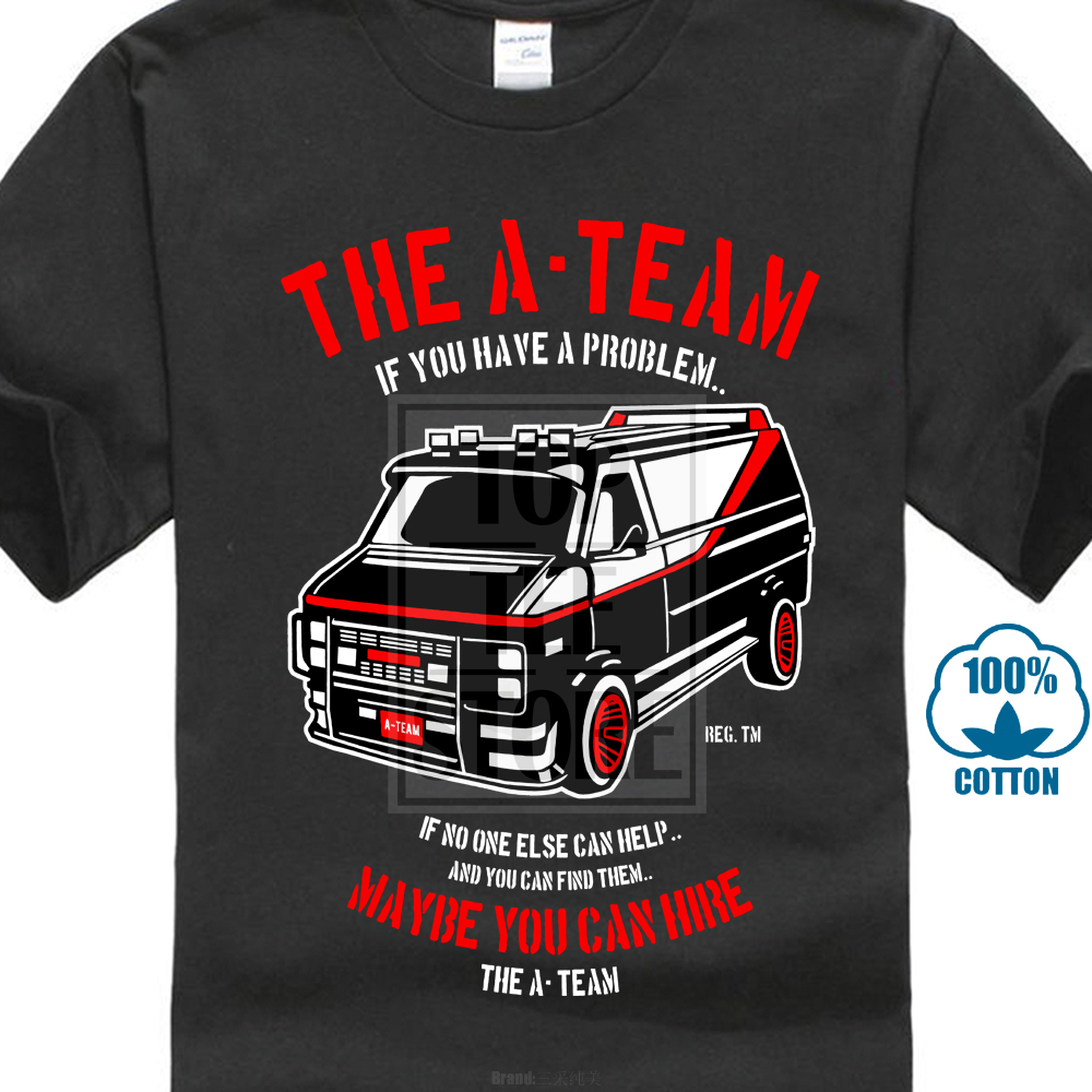 A Team Auto Car   T     Shirt   Fun Film
