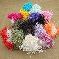 150 шт., 55 мм, искусственные мини-цветы для украшения дома, свадебной вечеринки, аксессуары для рукоделия, NS031
