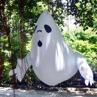 Halloween PVC Aufblasbare Animierte Geist Außen Yard Shopping mall Dekoration Halloween Partei Liefert