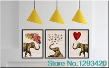 5D Needlework DIY Diamond Painting Cross Stitch Kits Elephant Full Mosaic 3D Diamond Embroidery Home Decor 3d diy diamond painting horse picture mosaic 5d cross stitch full square diamond embroidery kits animal painting home decor