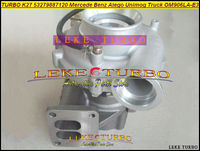 TURBO K27 53279887130 53279887192 53279707130 53279707192 For Turbocharger Mercede Benz Atego Unimog Truck 2001 OM906LA E3 6.4L