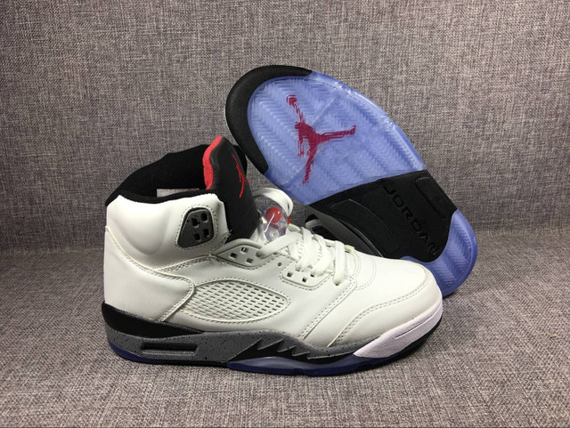 e15ecaed0338b5 JORDAN 5 Basketball Shoes AJ5 Low help JORDAN Sneakers Men Basketball Shoes  Jordan 5 size
