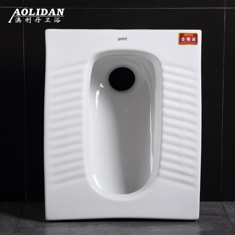 New Premium Deodorizing Squatting Pit