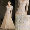 Elegant Mother of the Bride Lace Dresses for Weddings A Line with Jacket Tulle Groom Godmother Dresses Pant Suits