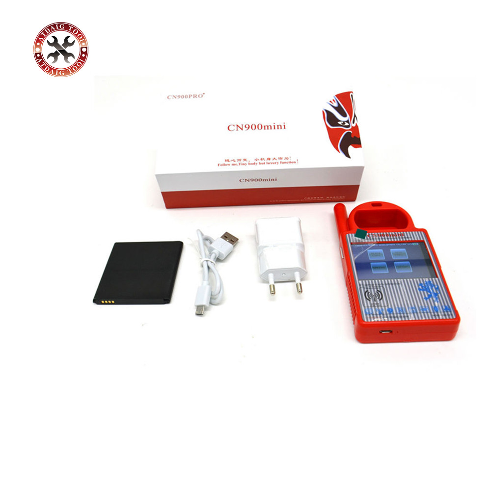 2019 Best Quality CN900 Mini Transponder Key Programmer Mini CN 900 Copy 4C 4D 46 G