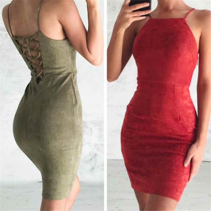 Сексуальное платье Для женщин Vestido вечерние пляж Bodycon платье элегантное женское платье Летняя Повседневная Уличная одежда Винтаж платье женская одежда Q1421