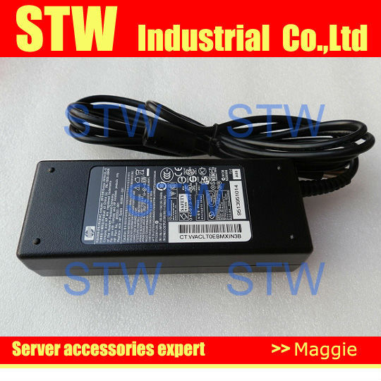 AC Adapter  19V 4.74A 90W 4.8 x 1.7mm,PPP014L,PPP012L-S,DV6500,463553-001 463955-001  PA-1900-08HN ForHP, new retail package