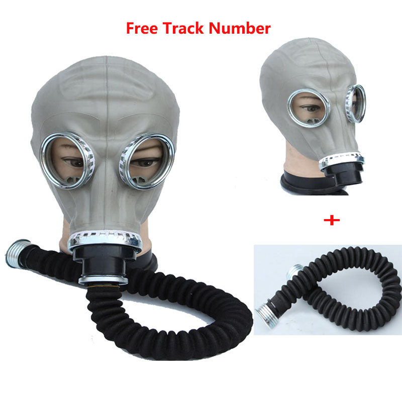 2 in 1 Safety Painting Spraying Military soviet gas mask Full Face Facepiece Respirator 40mm Dust Mask painting spraying dust mask russian soviet military vintage gas mask full face facepiece respirator 40mm