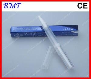 Image 1 - 50 шт./лот ручка для отбеливания зубов, ручка для отбеливания зубов 44%,35%,22% CP , 25%,16% HP с коробкой/CE/Бесплатная доставка!