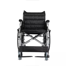 Seat width 51cm big seat width bag capacity 150kg good quality manual wheelchair