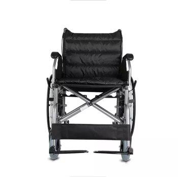 Seat width 51cm big seat width bag capacity 150kg good quality manual wheelchair