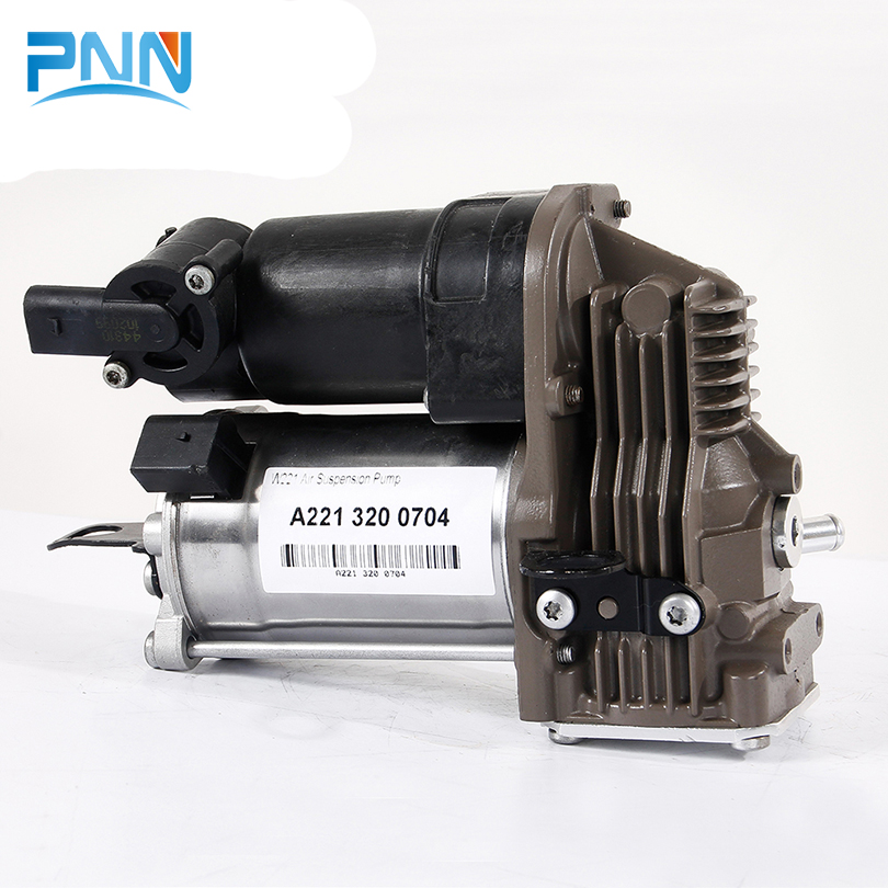 Air Suspension Compressor For Mercedes W221 S class S450 S400 S550 S600 OEM 2213201704 2213201604 2213200304 2213200904