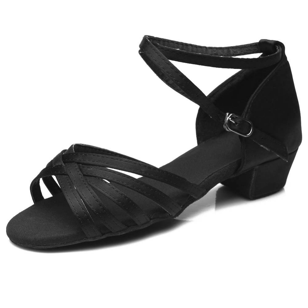 Hot selling Latin Dance shoes Әйелдер балалар EU24-41 - Кроссовкалар - фото 6