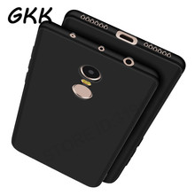 GKK Ultra Thin Soft TPU Color Cover Cases For Xiaomi Redmi Note 4 Pro Note 4X Full Cover For Redmi 4 Pro 4X Protect Cases