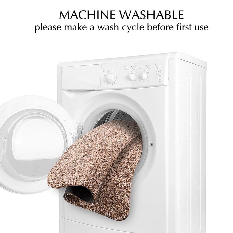 machine wash doormat