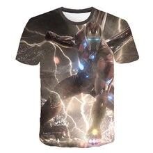 Avengers T Shirt Ironman Captain America Iron men Hawkeye Black Widow Anime T-shirt Super hero Custom Made 3D Print Tee Shirt майка print bar black widow